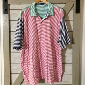 ***Like New Vineyard Vines Rugby Party Polo***